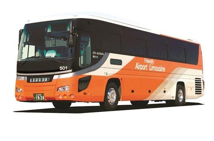 comprar billetes de autobus Narita Tokio