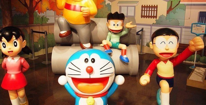 comprar entradas para el museo Doraemon de Tokio