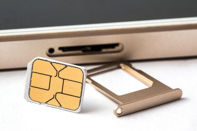 Comprar una tarjeta SIM Card