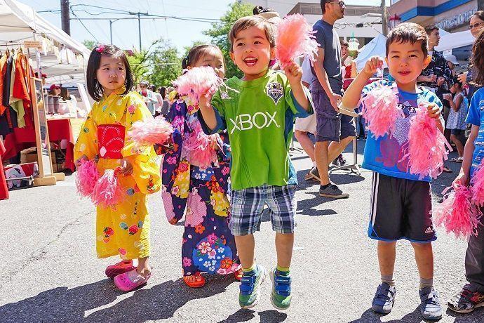 Viajar a Japón con niños.