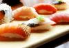 comer sushi en Tokio