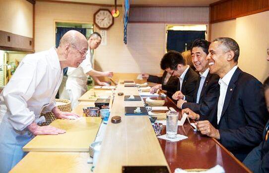 restaurante Sukiyabashi Jiro