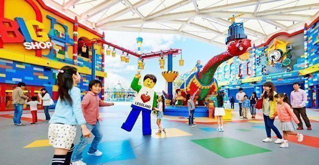 Entradas Legoland Japón