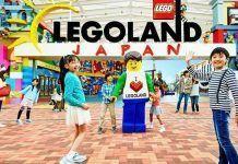 comprar entradas para Legoland Japón