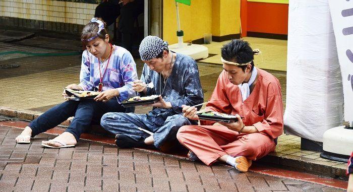 viajar a Japón - gastronomía japonesa