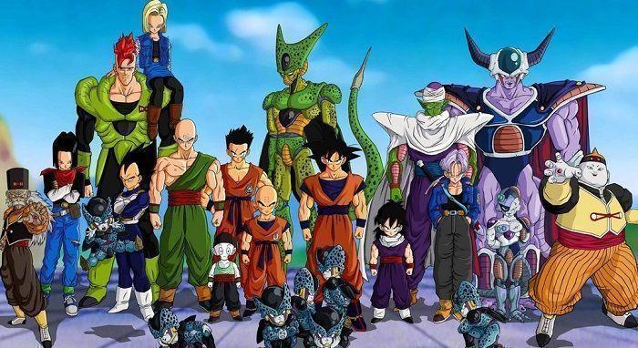historia del anime - bola de dragón