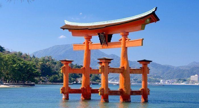 Viajar a Japón - Santuario Itsukushima de Miyajima
