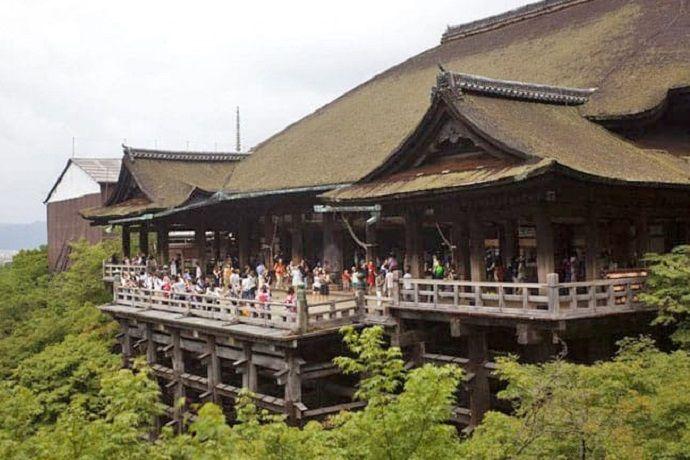 Qué hacer en Japón. Templo Kiyomizudera