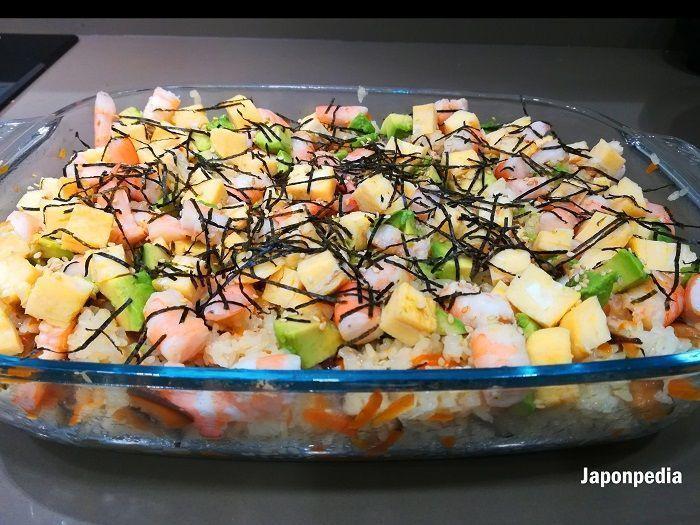 Hinamatsuri comidas típicas