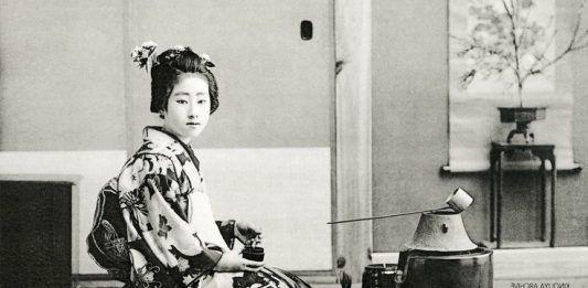 ceremonia del té de Japón