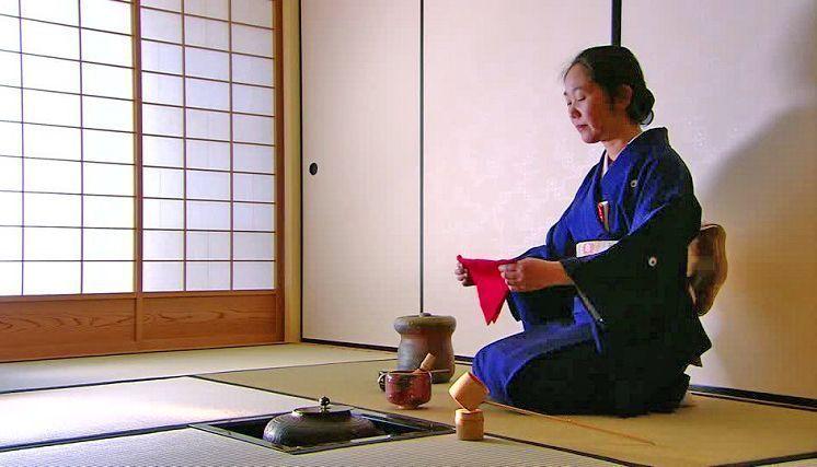 reservar una ceremonia del té en Tokio