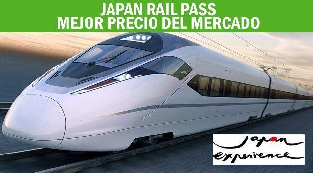 Comprar Japan Rail Pass mejor precio