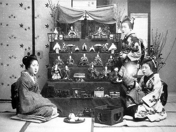 hinamatsuri - fiesta de las niñas