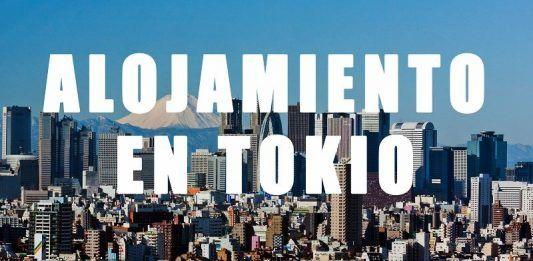 Alojamiento en Tokio