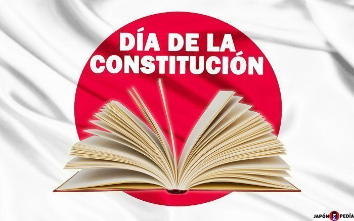 Día de la constitución de Japón