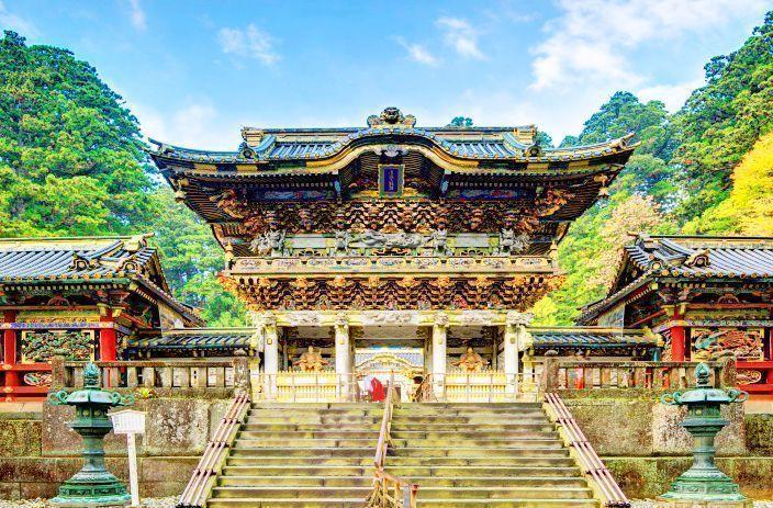Excursión a Nikko desde Tokio. Visita guiada desde Tokio.
