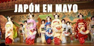 Japón en Mayo. Calendario de fiestas y tradiciones