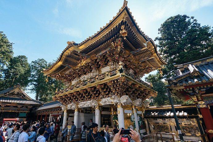 Guía por el Templo Toshogu.