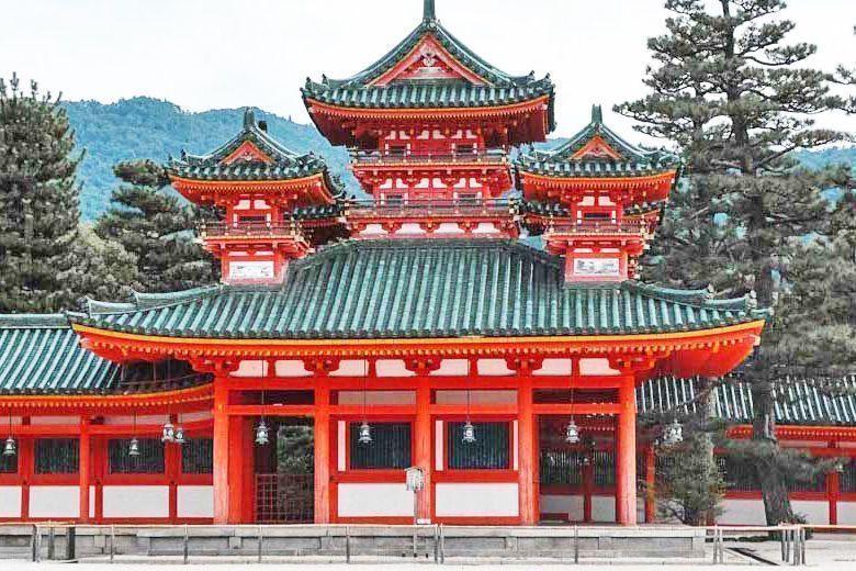 Visita guiada por Kioto