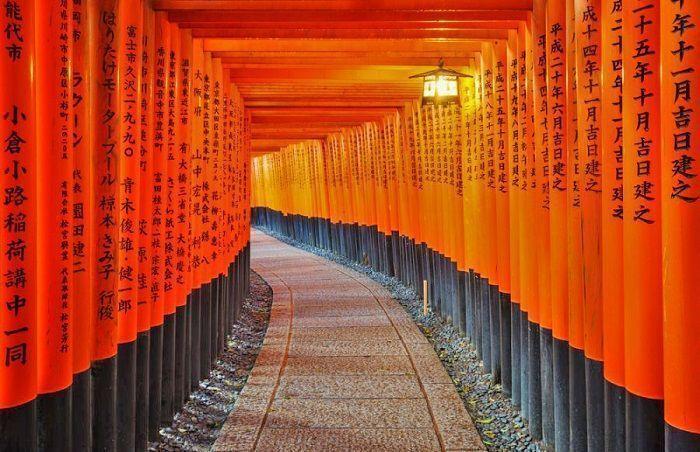 Visita guiada por Kioto con guía privado.