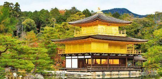 Visita guiada por Kioto.