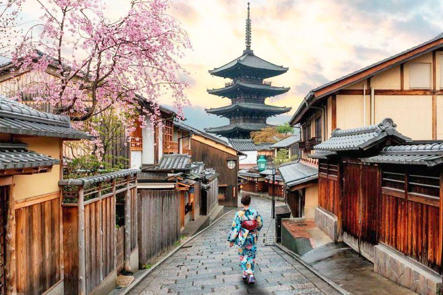 tour guiado por Kioto. Reservas.