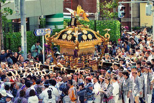 Festival kanda Matsuri