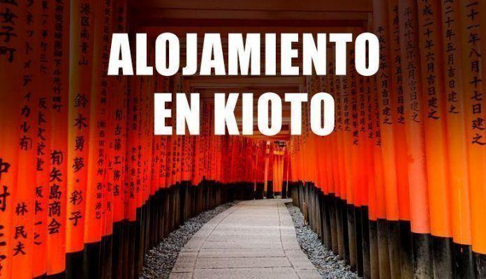 Reservar alojamiento en Kioto