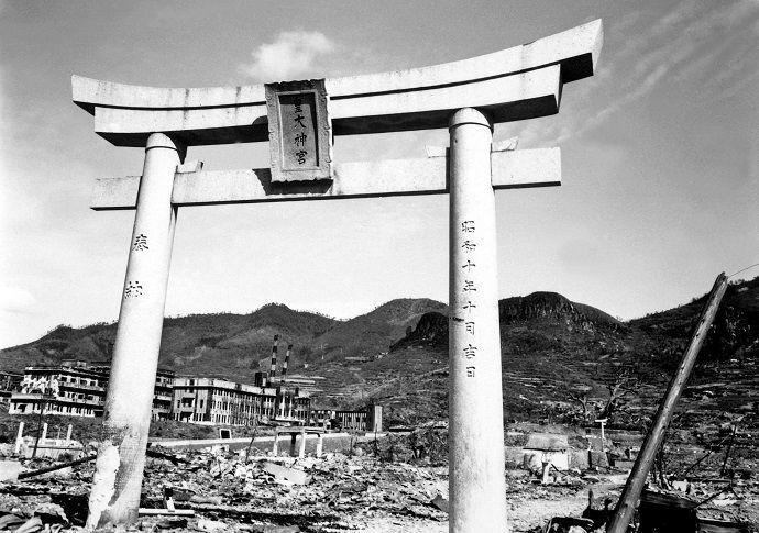 El misterio de los torii de Japón. Nagasaki.
