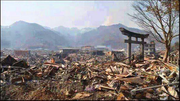 El misterio de los torii de Japón.
