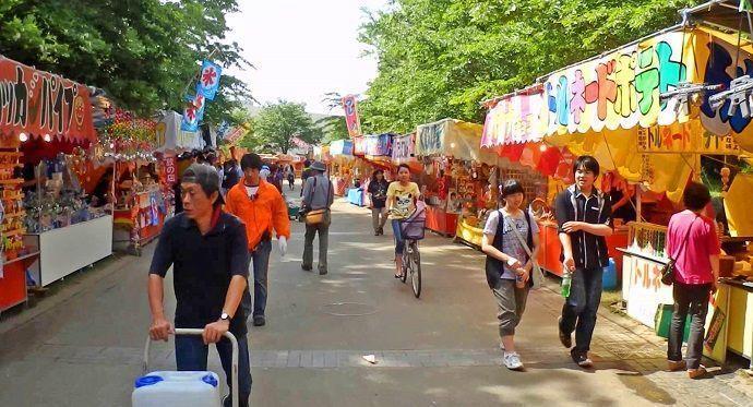 Festival de Sapporo (Hokkaido Jingu Shrine festival)
