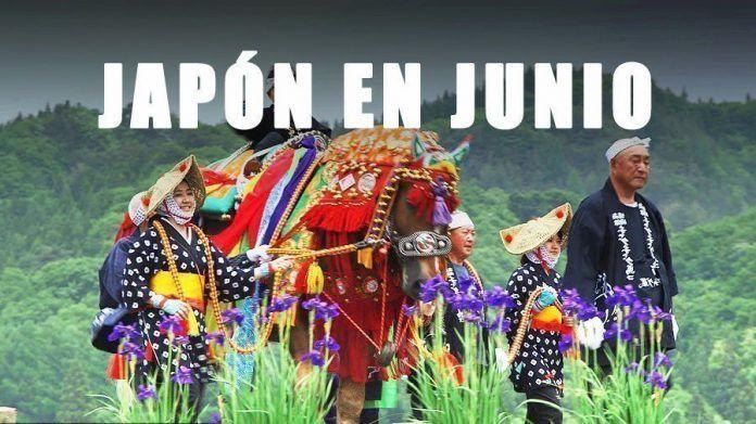 Japón en Junio. Calendario de fiestas de Japón