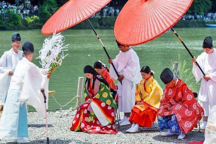 Mifune Matsuri. El festival de los tres barcos.