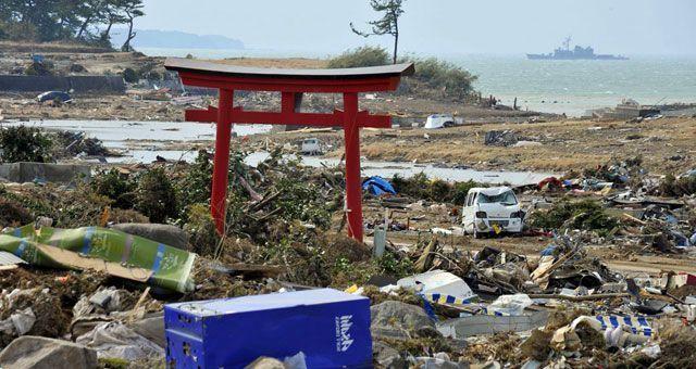 Misterios de los torii de Japón