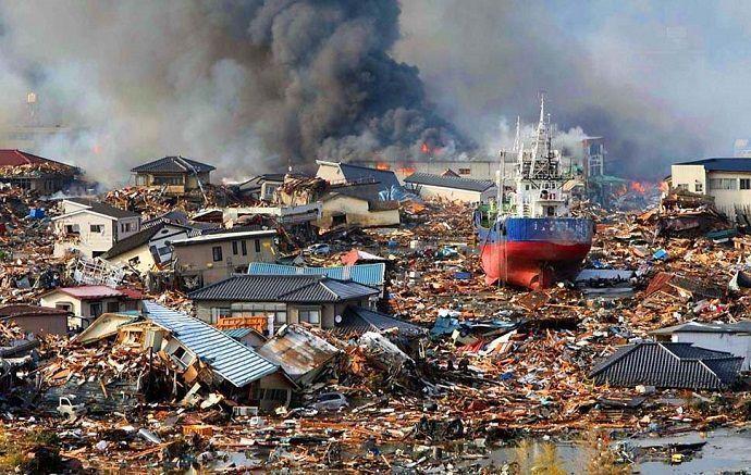 Terremoto de Japón 2011. Misterio
