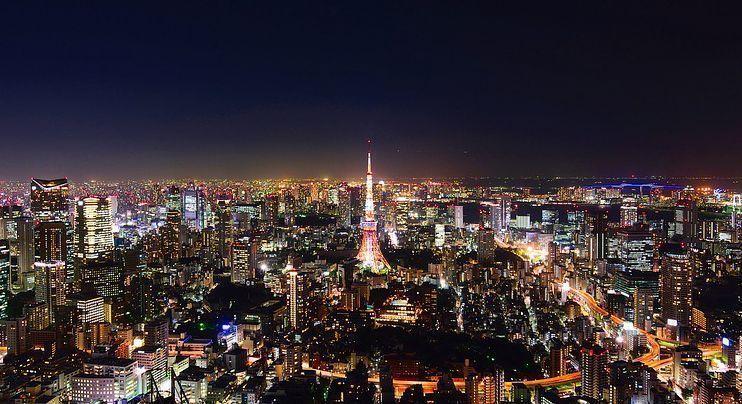 Tour nocturno por Tokio. Lost in Translation.