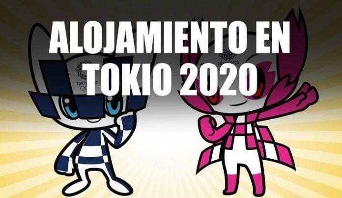 Reservar Alojamiento en Tokio 2020