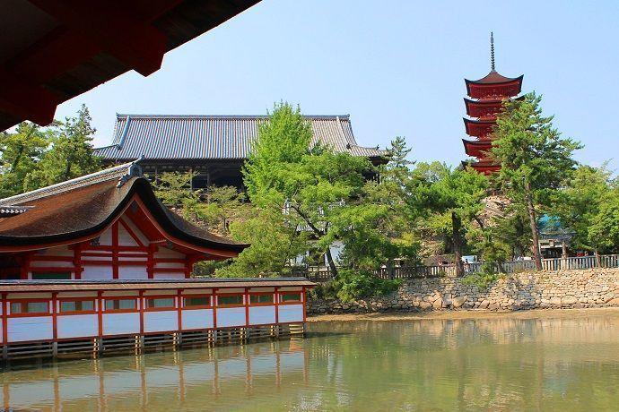 Excursión por Miyajima.