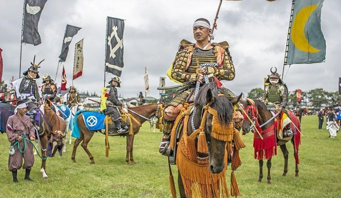 Soma Nomaoi festival