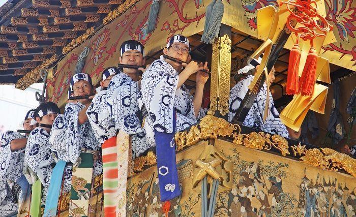 Comprar entradas para el Gion Matsuri.