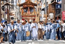 Comprar entradas para el Gion Matsuri