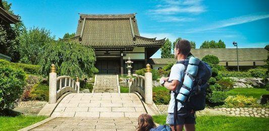 Turismo mochilero Japón