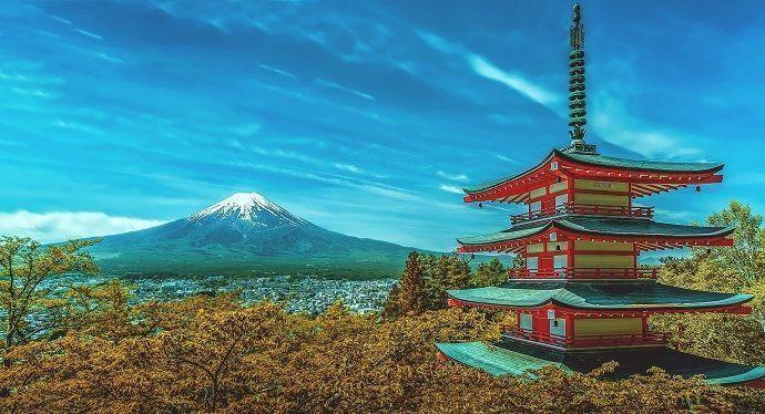 actividades turísticas en Japón