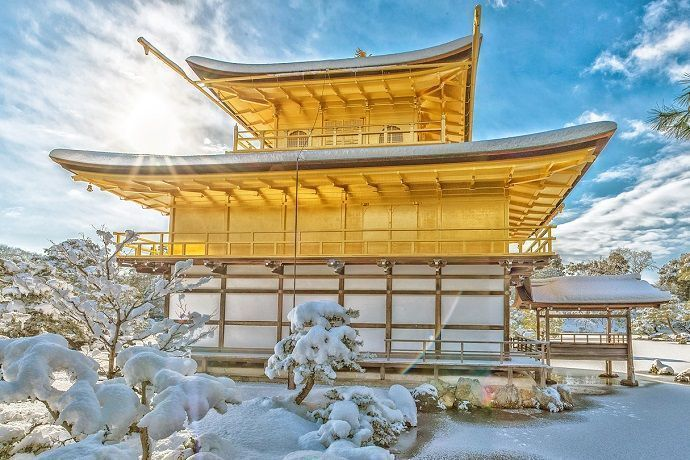 Hacer turismo en Japón