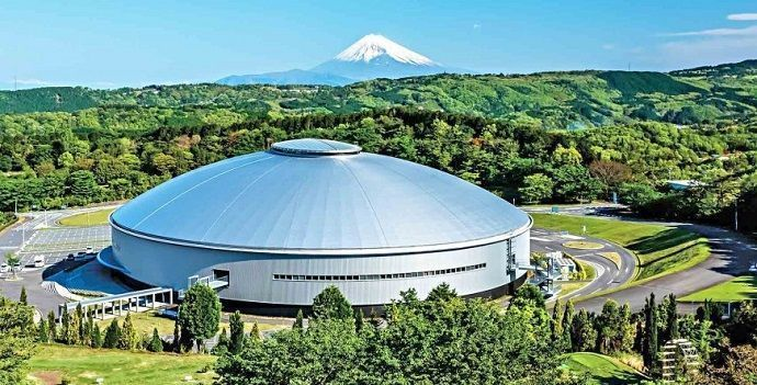 Sedes de los Juegos Olímpicos Tokio 2020 - Velódromo Izu