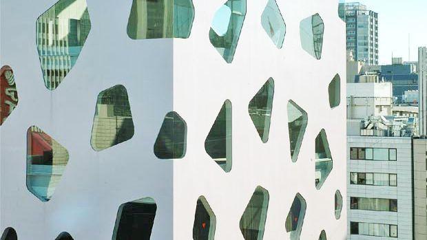 Tour por la arquitectura de Tokio. Edificio Mikimoto.