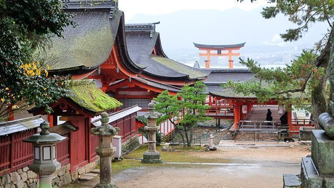 Excursión por Hiroshima y Miyajima