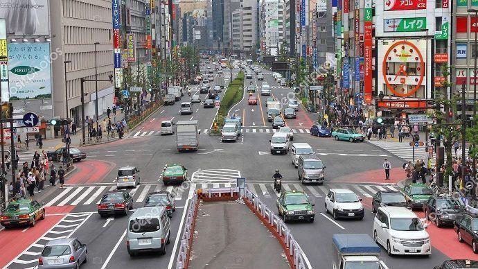 Desplazamientos a Tokio.