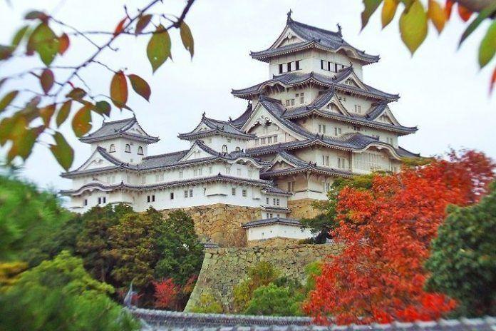 Visitar el castillo de Himeji y kobe desde Kioto. Excursión.