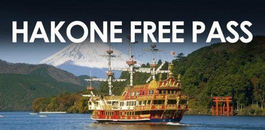 Comprar Hakone Free Pass